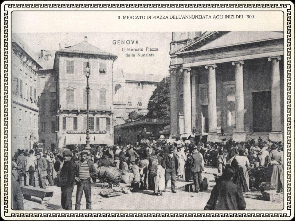 Infine tutti quelli che fiancheggiano via Garibaldi detta appunto la Aurea per la sontuosità dei suoi edifici. Eppoi ancora monumenti, portali, orator