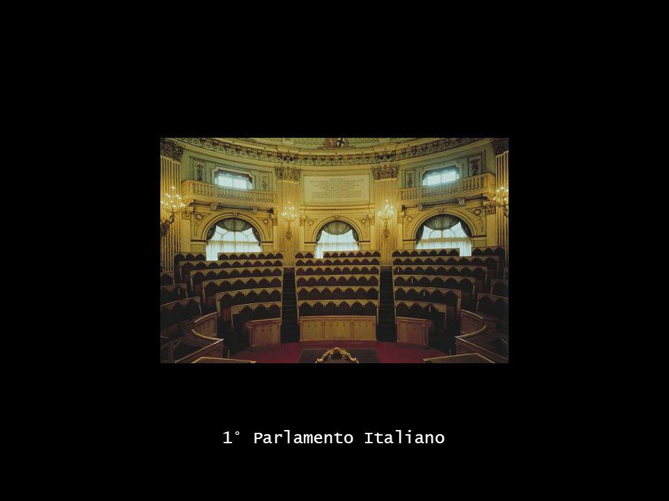 1° Parlamento Italiano