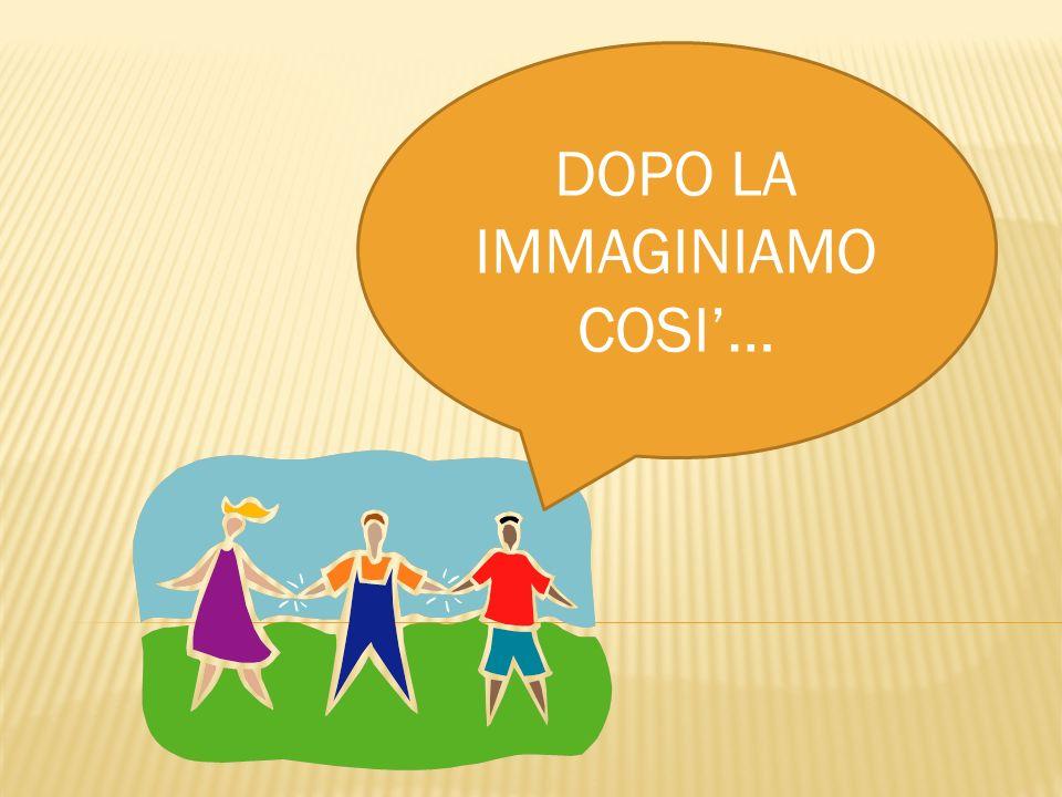 La Porta Rimini come si presenta oggi… OGGI