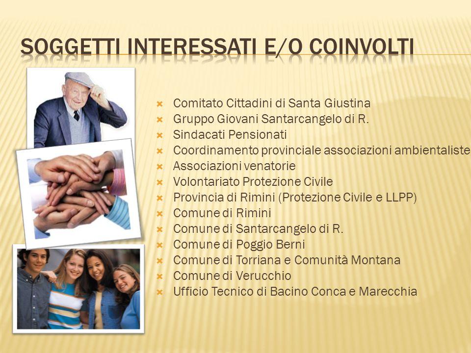 Comitato Cittadini di Santa Giustina Gruppo Giovani Santarcangelo di R.