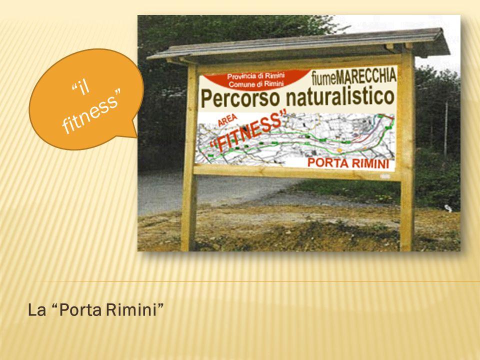 La Porta Rimini il fitness