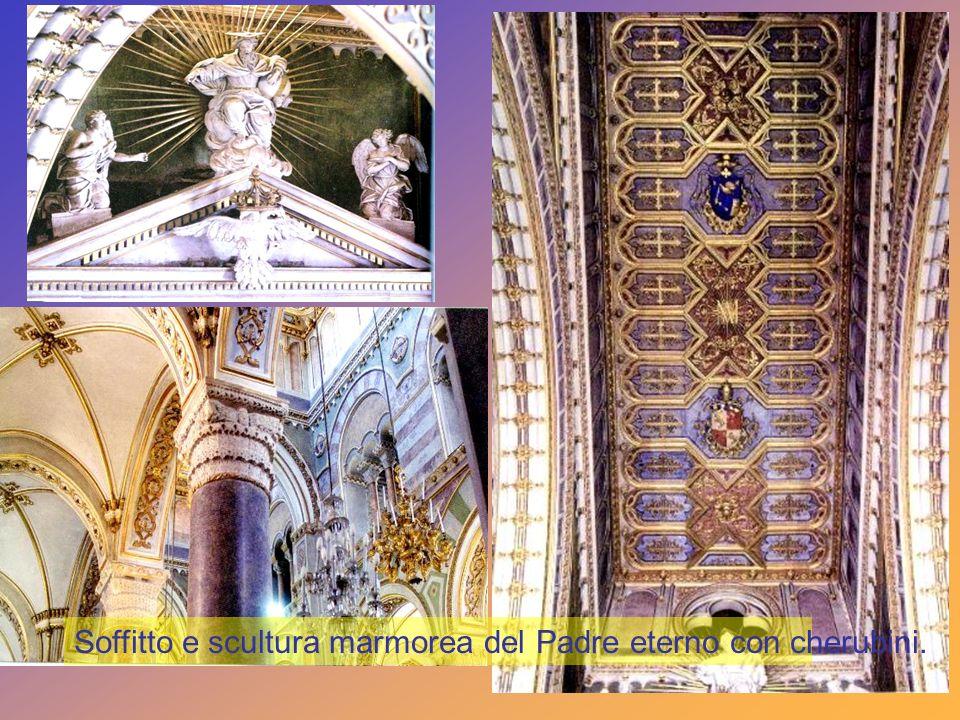 Aula capitolare Mosè- Madonna – S.Giovanni Bat. 1750 S. Girolamo (Sec. XVI)