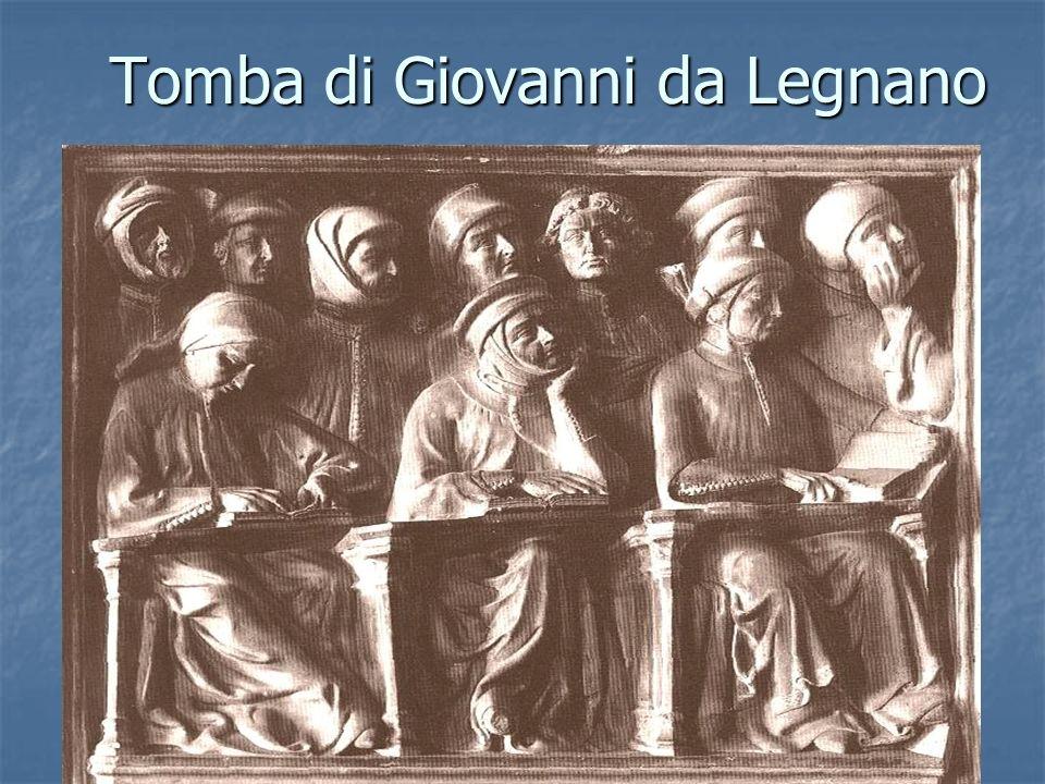 Tomba di Giovanni da Legnano