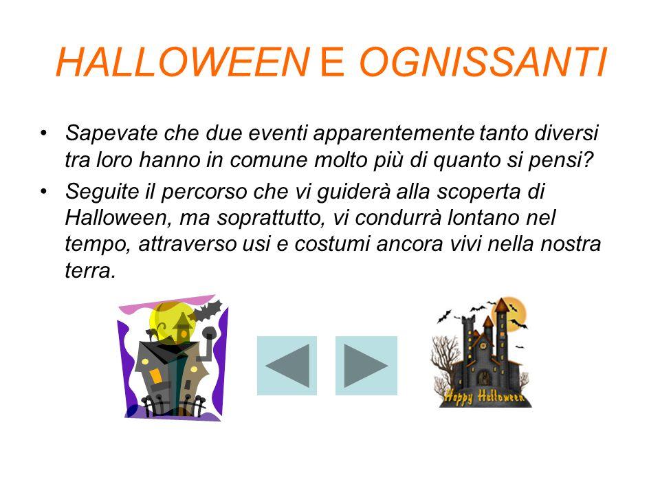 Che origine ha Halloween risale allantica tradizione Celtica.