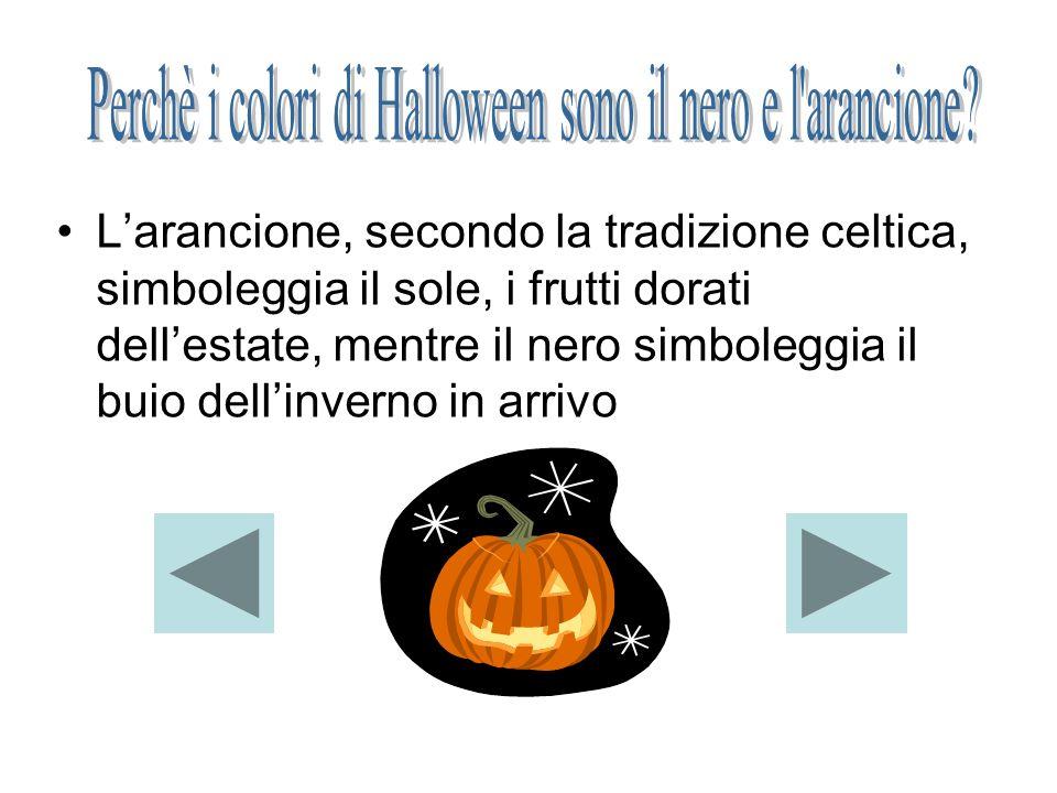 Senza dubbio Halloween esercita un grande fascino su gran parte del mondo, ma noi non abbiamo nulla di nostro da festeggiare.