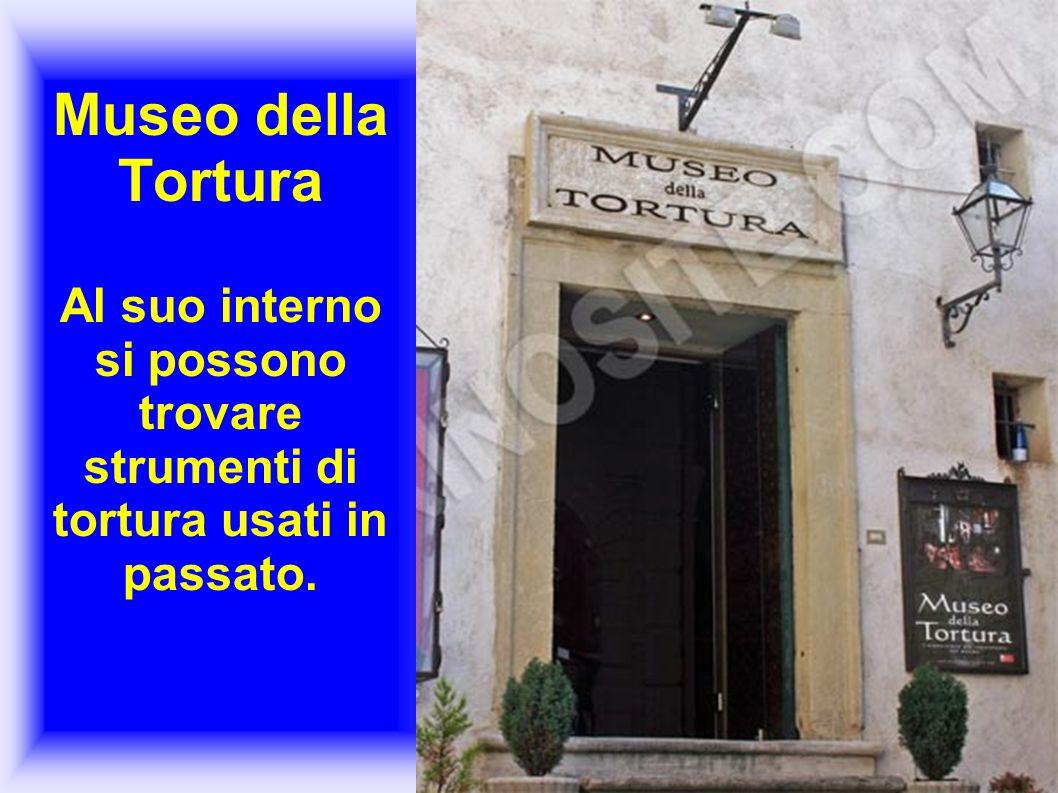 Porta San Francesco Antico posto di guardia (1361)