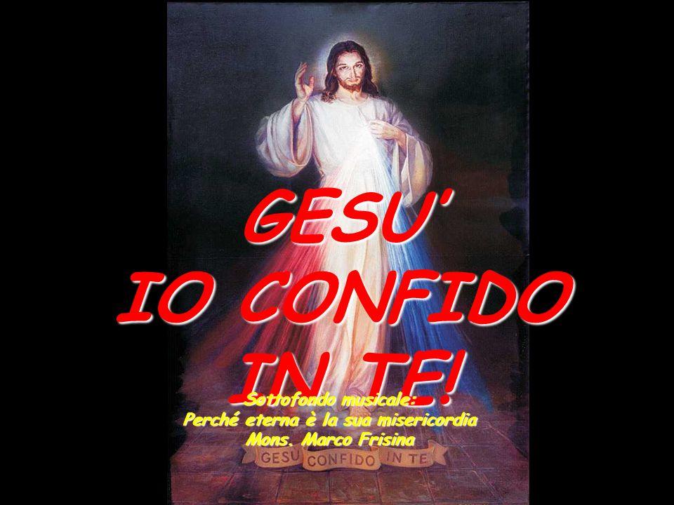 Cristo Gesù, nella Sua infinita Misericordia ha ispirato a Suor Faustina la seguente potentissima preghiera: la Coroncina della Divina Misericordia, c