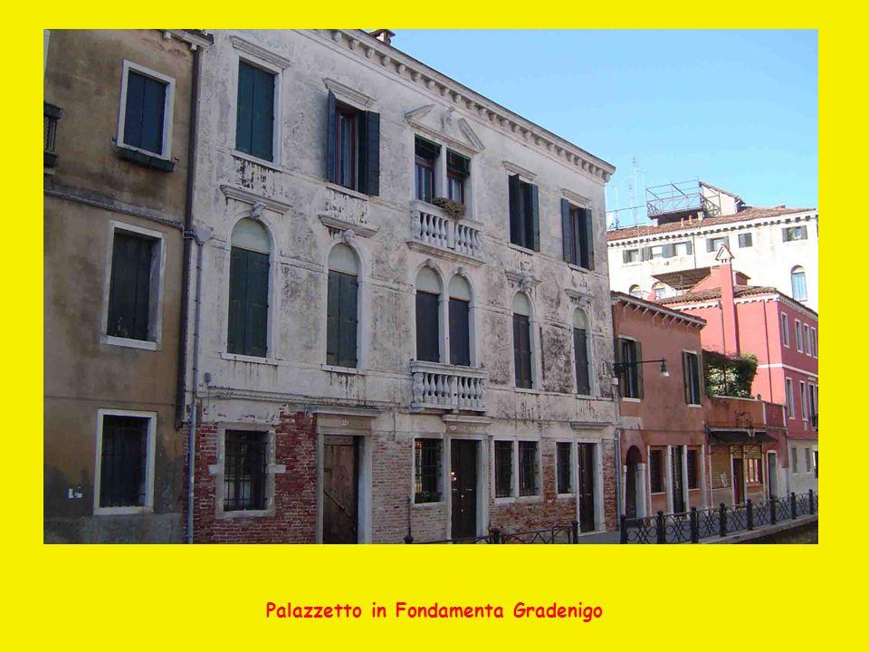 Palazzetto Malipiero, ora proprietà della famiglia de Angelini di Corteprabi e Vicomassone.