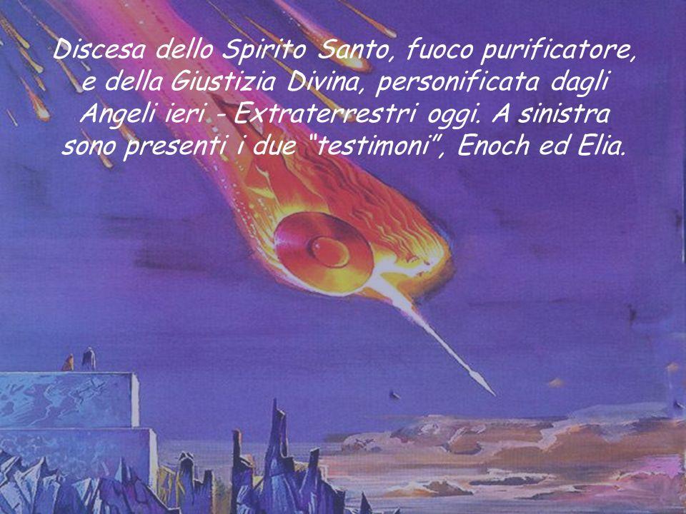 Ma secondo la sua promessa noi aspettiamo nuovi cieli e nuova terra, e in questi dimorerà la giustizia. II° Pietro 3,13
