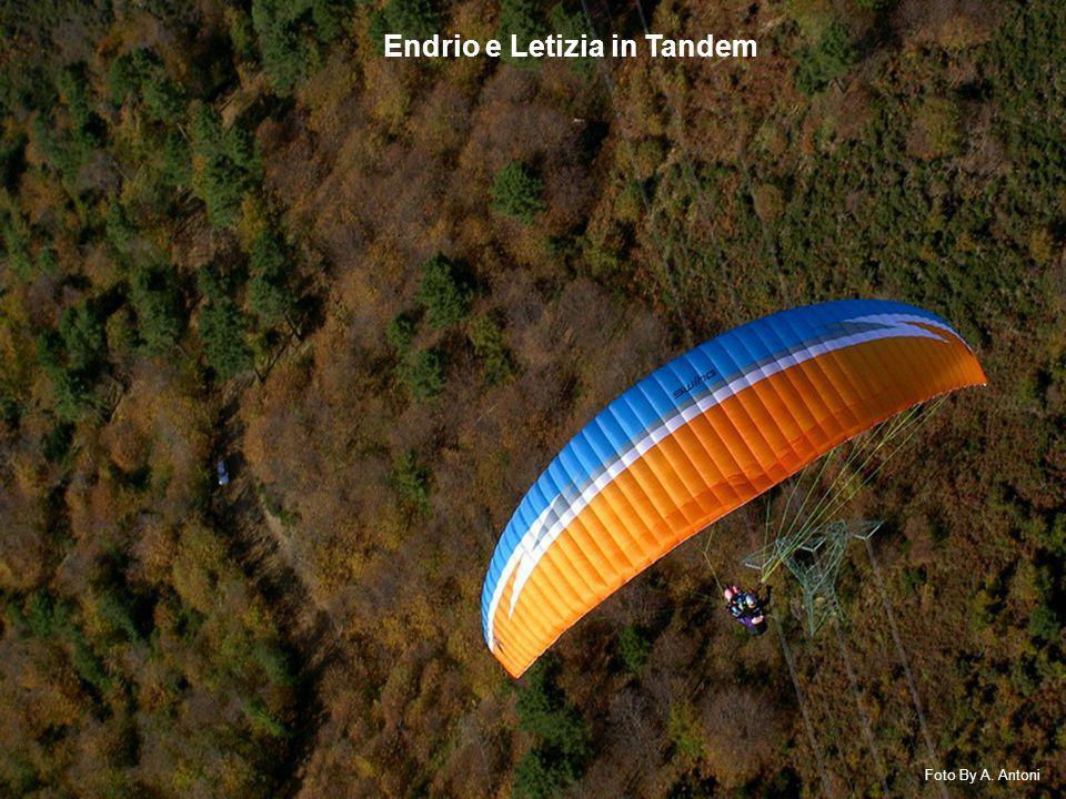 Endrio e Letizia in Tandem Foto By A. Antoni