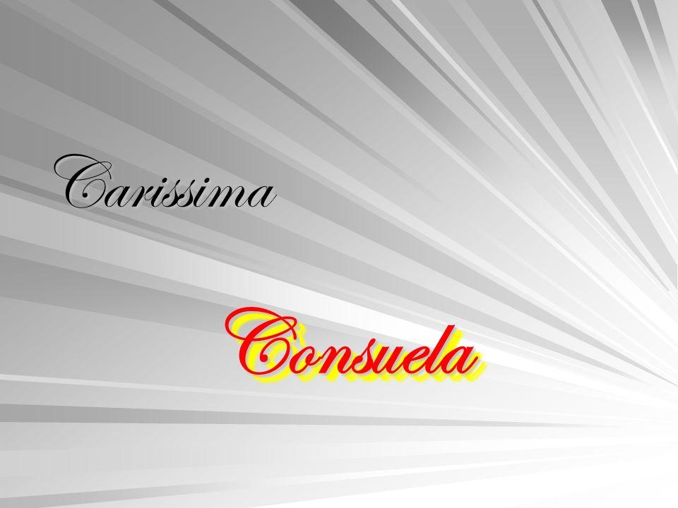 Carissima Consuela Consuela