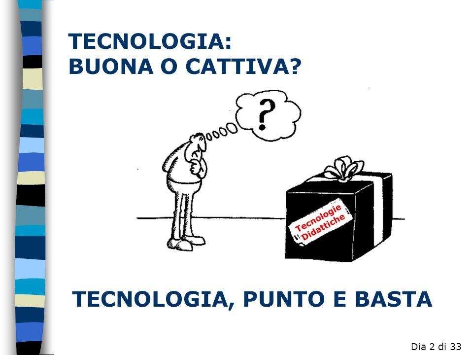 Didattica informatica in laboratorio Villa Lagarina 7 settembre 2006 --- ins. Donatella Paolazzi Dia 1 di 33