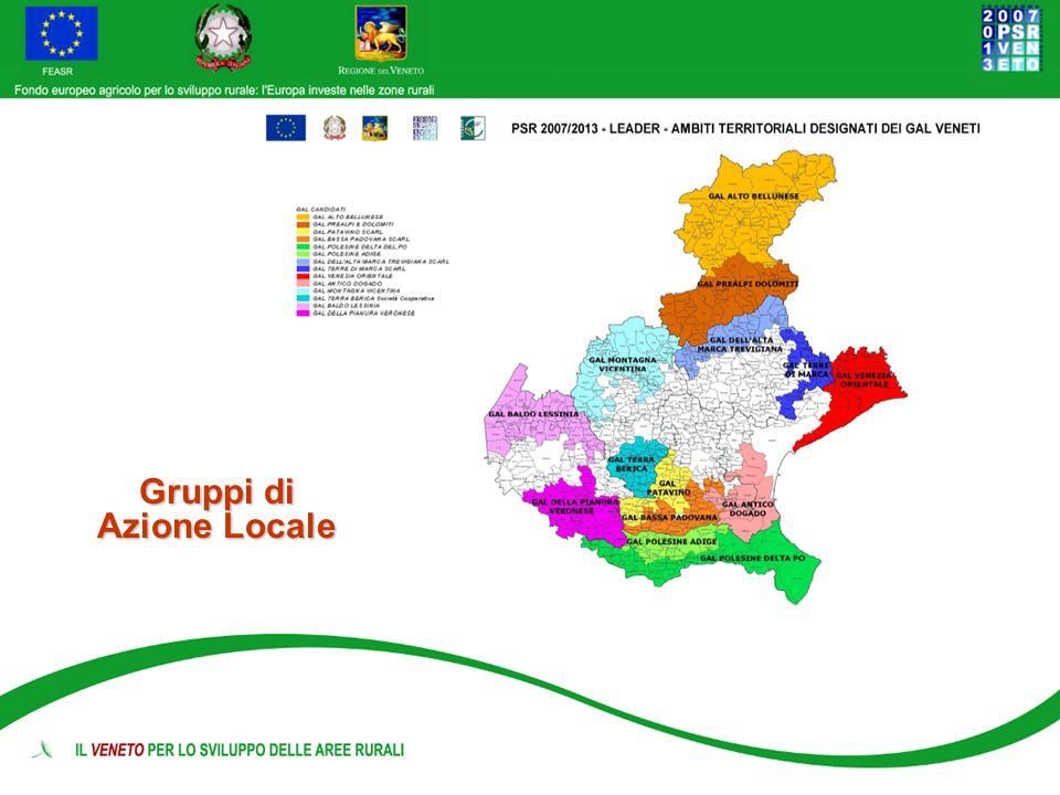 Asse - 3 Misura 311 Diversificazione in attività non agricole Interventi ammissibili 1.