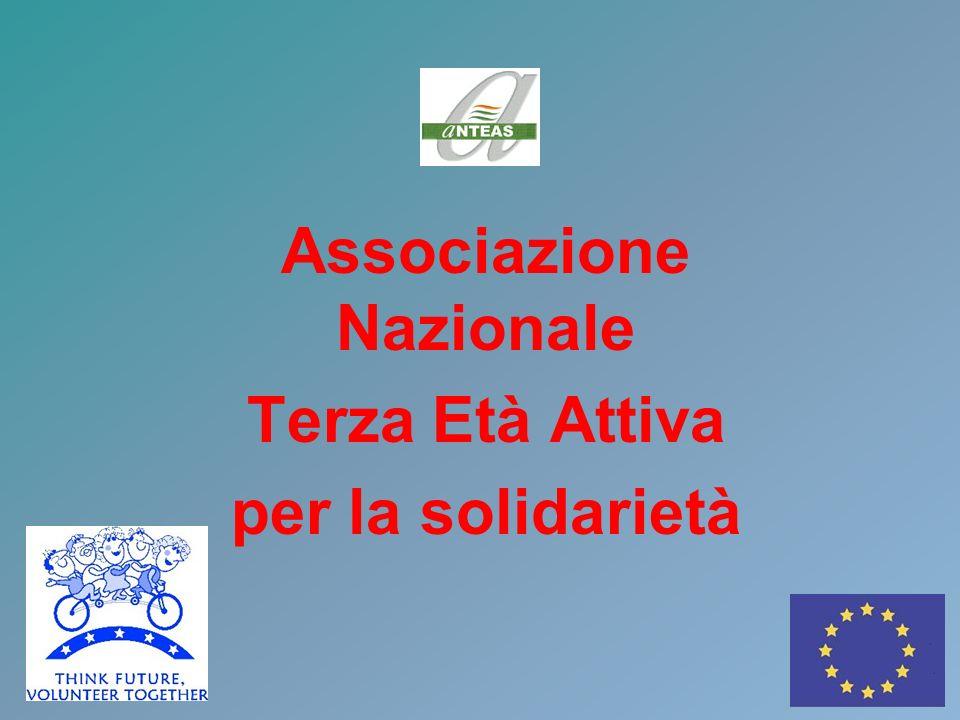Associazione Nazionale Terza Età Attiva per la solidarietà