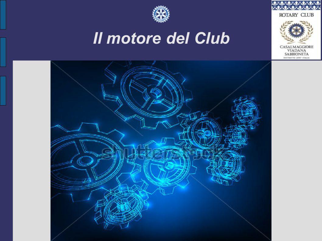 Il motore del Club