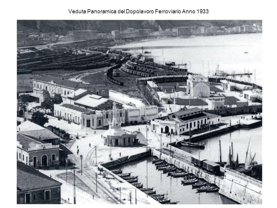 Veduta Panoramica del Dopolavoro Ferroviario Anno 1933