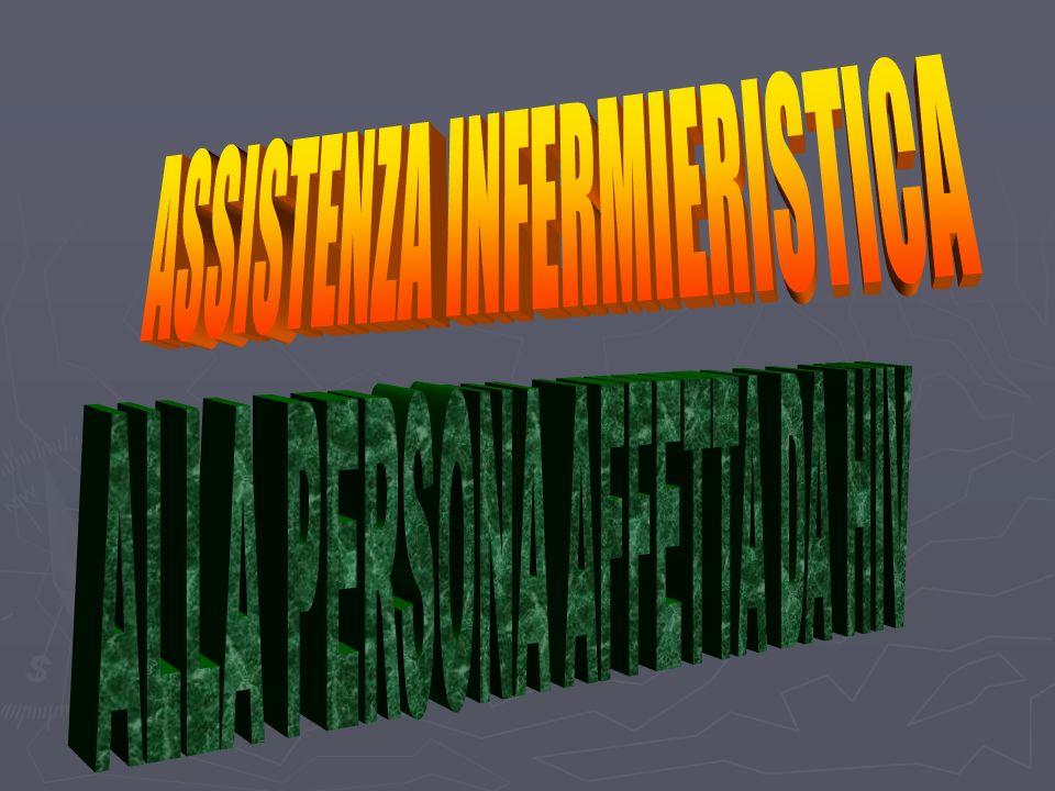 Per descrivere lassistenza infermieristica si è scelto di utilizzare il modello concettuale di Virginia Henderson.