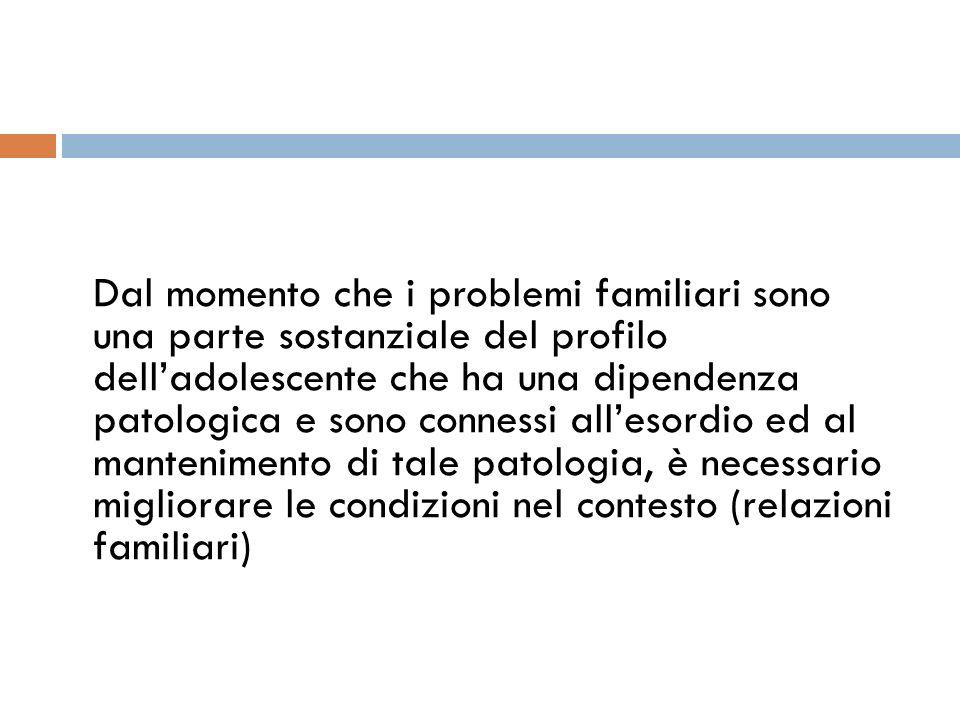 Terapia familiare casistica dal giugno 2011 al giugno 2013 Legenda Setting: F= Terapia familiare C= Terapia di coppia