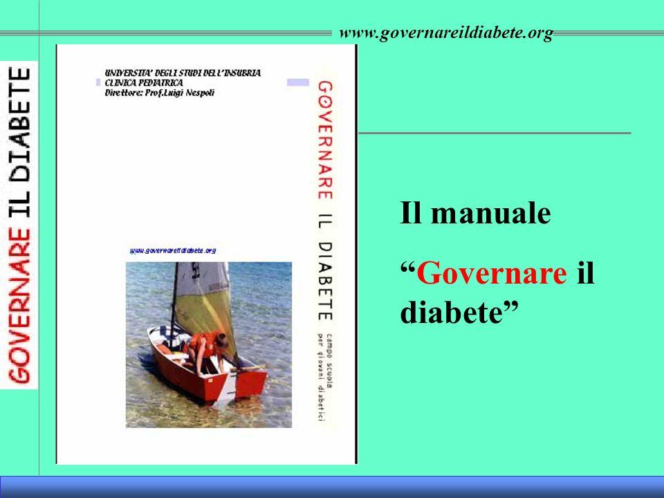 www.governareildiabete.org La metafora aiuta a ricordare ed a capire…...