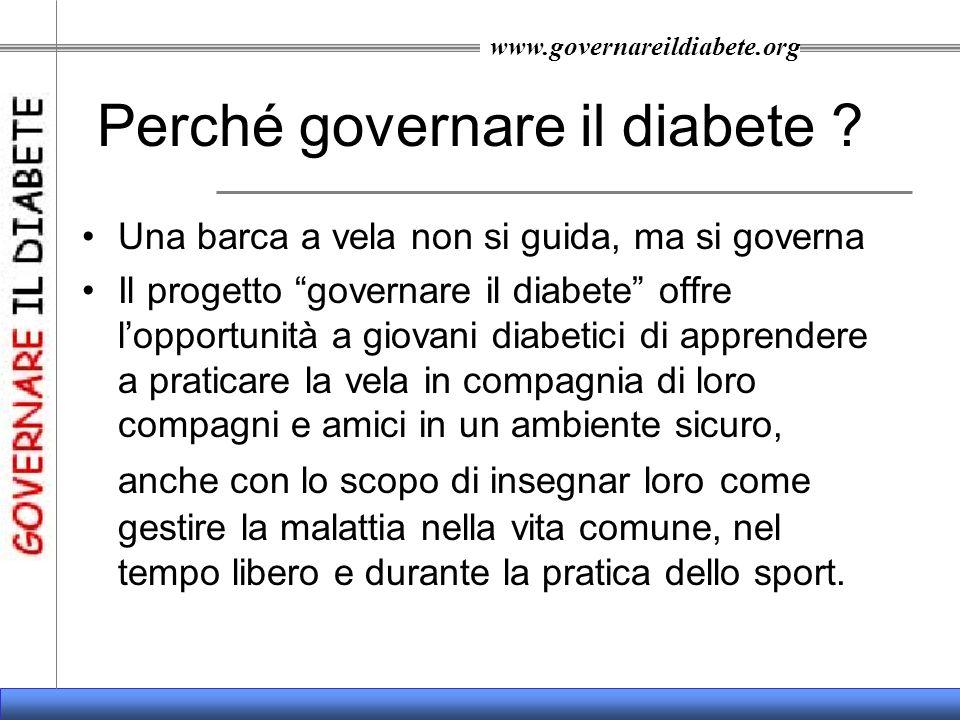 www.governareildiabete.org Il manuale Governare il diabete