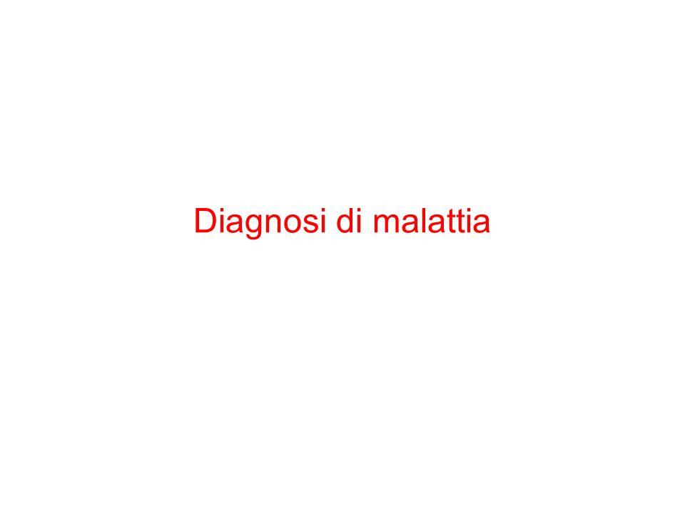 Diagnosi di malattia