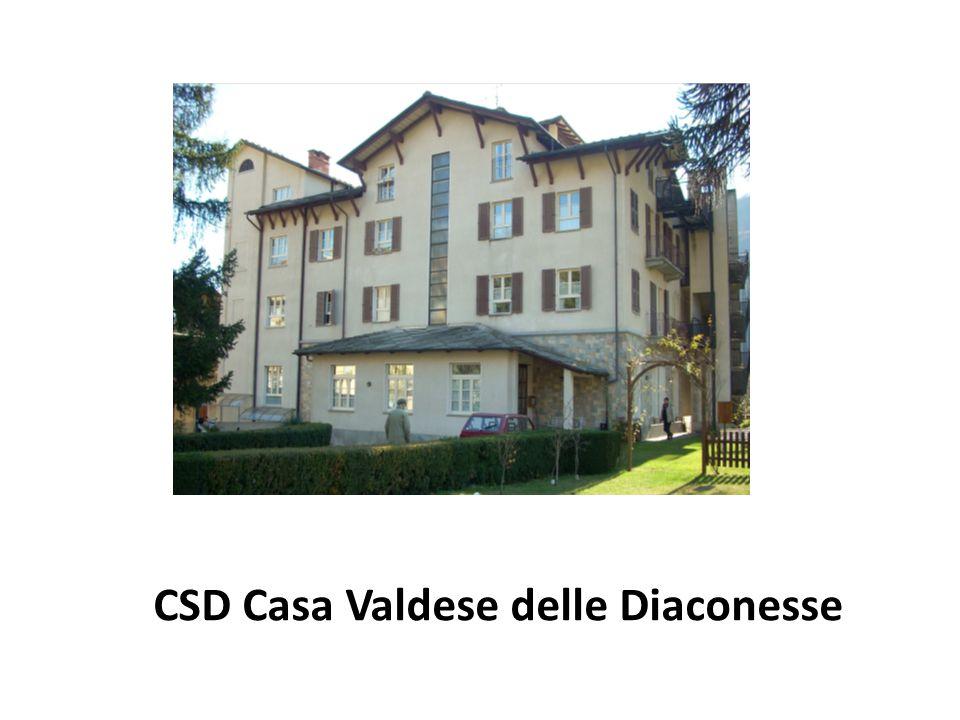 CSD Casa Valdese delle Diaconesse