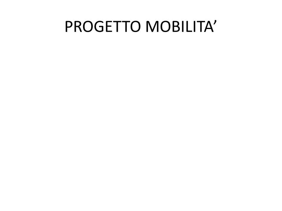 PROGETTO MOBILITA