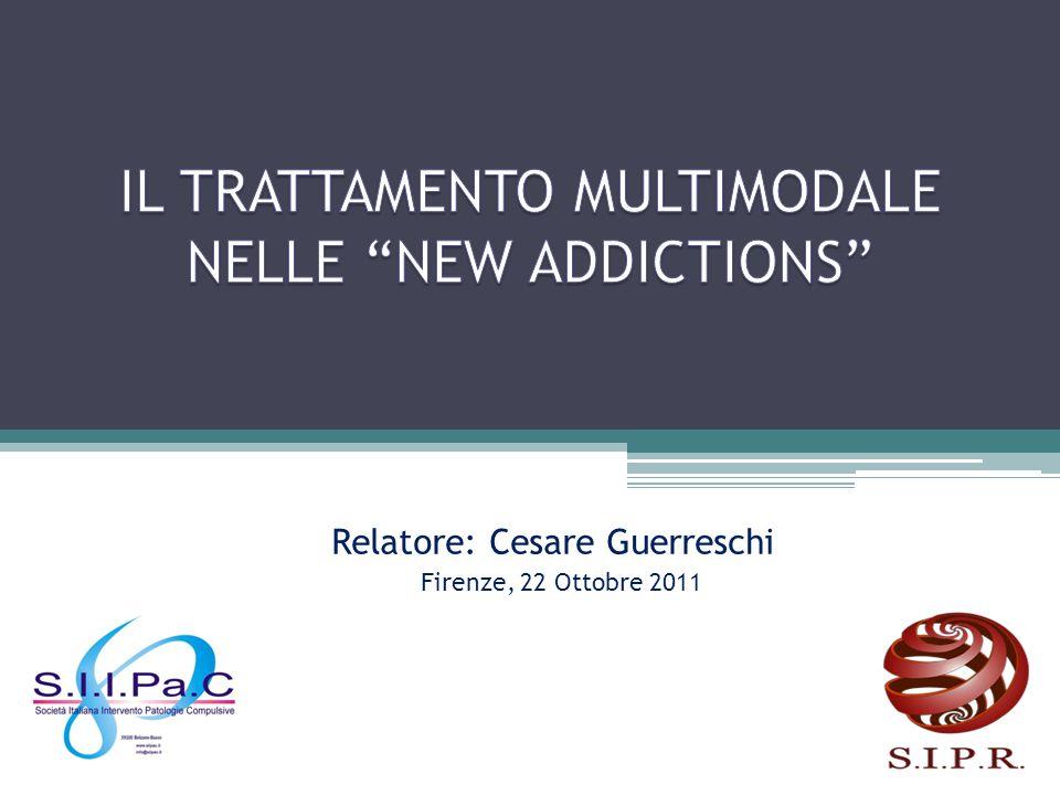 Relatore: Cesare Guerreschi Firenze, 22 Ottobre 2011