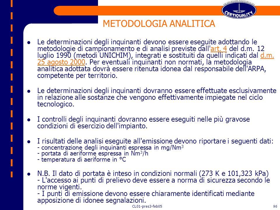 CL01-pres3-feb0595 4.5.1.Sorveglianza e misurazione