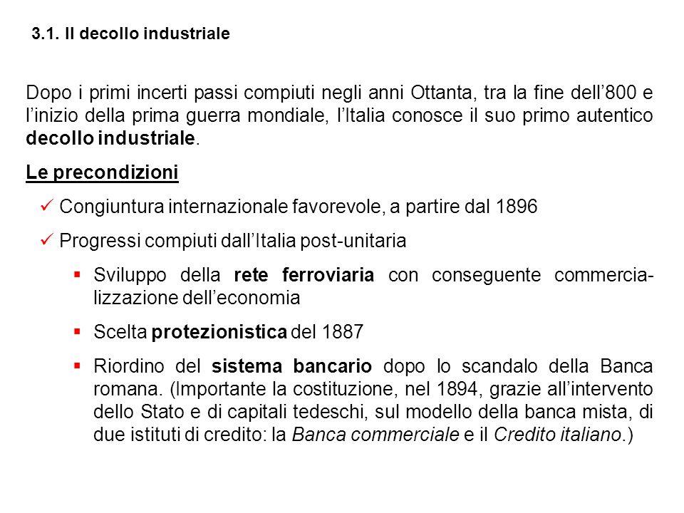 I CATTOLICI ITALIANI E LA POLITICA Dopo la presa di Roma (1870) e la fine del potere temporale del papa, con il non expedit (in italiano: non conviene