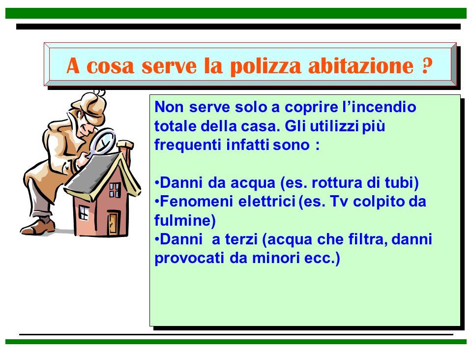 Lassicurazione sulla casa Fonte: ANIA La copertura assicurativa dellabitazione in Italia è ancora poco diffusa :