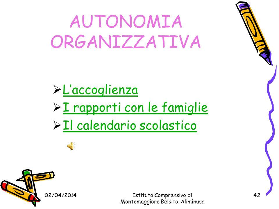02/04/201441 Progetti extracurriculari Un anno insieme per fantasticare (Sc Infanzia ) Baby English (Sc.