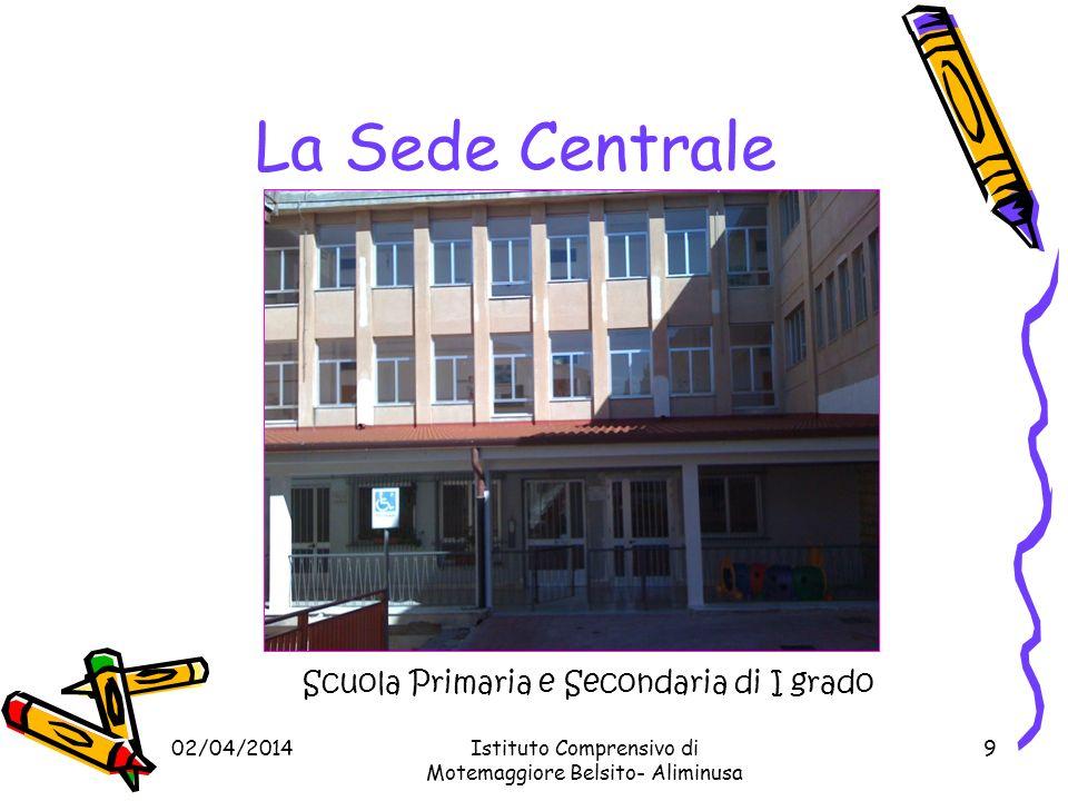 02/04/201449 ATTIVITA PER I DIVERSAMENTE ABILI NellIstituto Comprensivo di Montemaggiore Belsito gli insegnanti specializzati che operano nella scuola dellinfanzia, primaria e secondaria di 1° grado, sono 4.