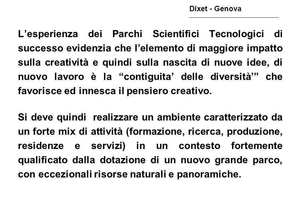 Tuttavia il successo del Parco Leonardo si confermerà nel momento in cui le aziende high-tech si localizzeranno agli Erzelli.