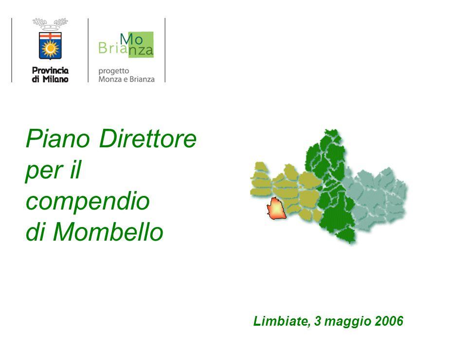 Piano Direttore per il compendio di Mombello Limbiate, 3 maggio 2006