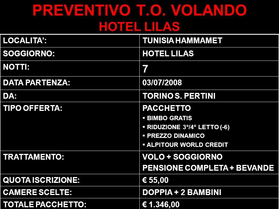 PREVENTIVO T.O.