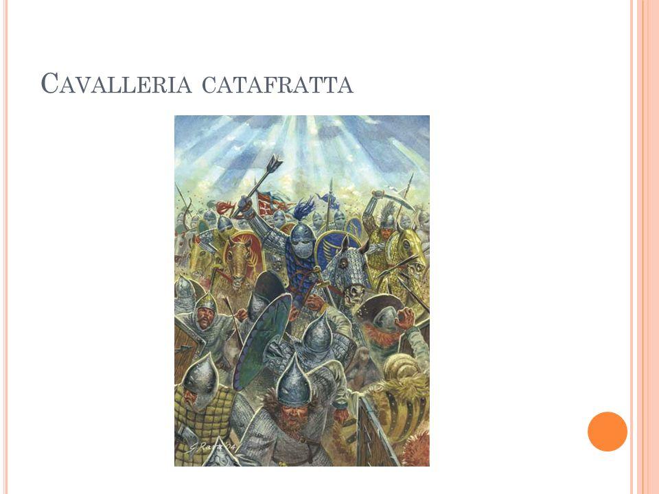 C AVALLERIA CATAFRATTA