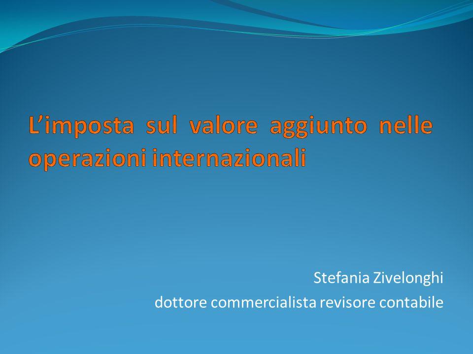 Stefania Zivelonghi dottore commercialista revisore contabile