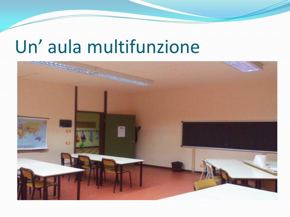 Un aula multifunzione