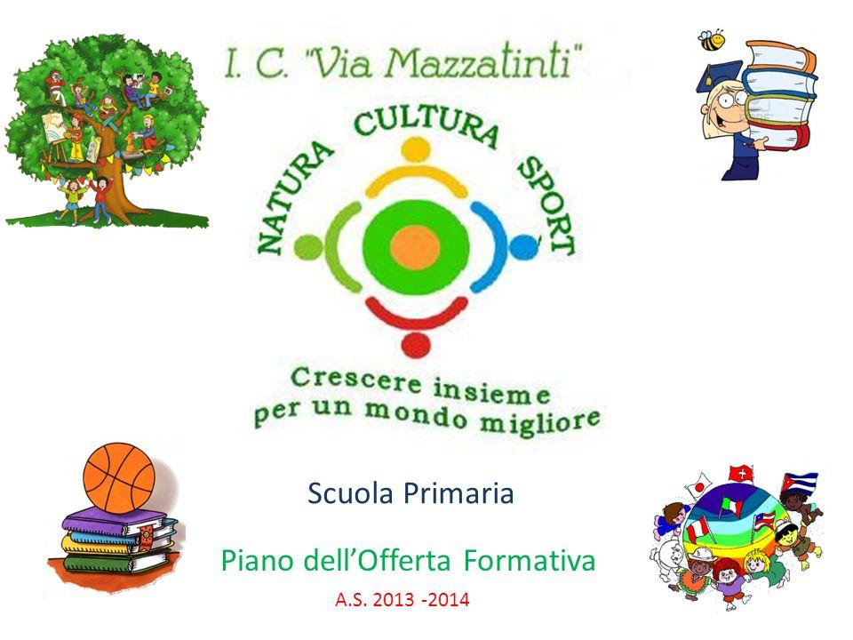 Scuola Primaria Piano dellOfferta Formativa A.S. 2013 -2014