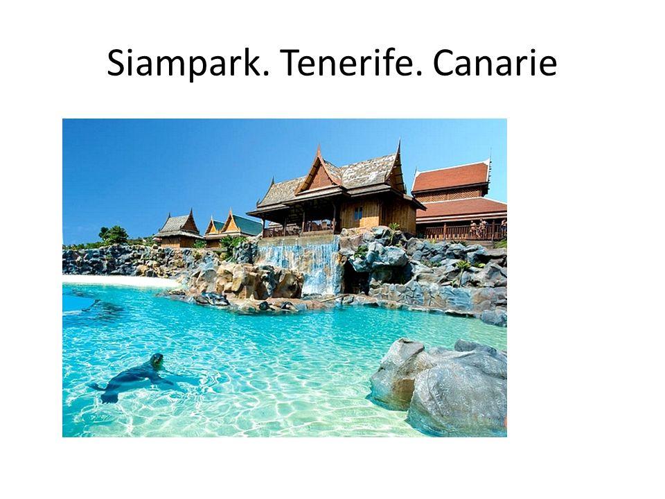 Siampark. Tenerife. Canarie