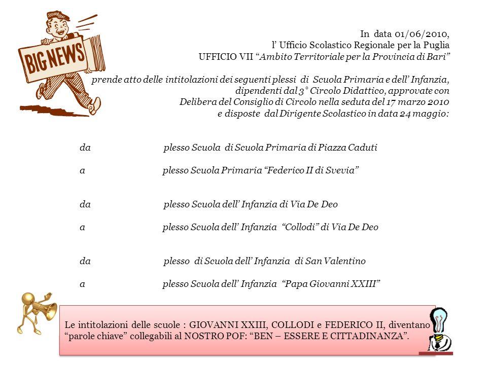 a.Progetto Area a Rischio 2010 – 2011 9. AMPLIAMENTO DELL OFFERTA FORMATIVA (art.
