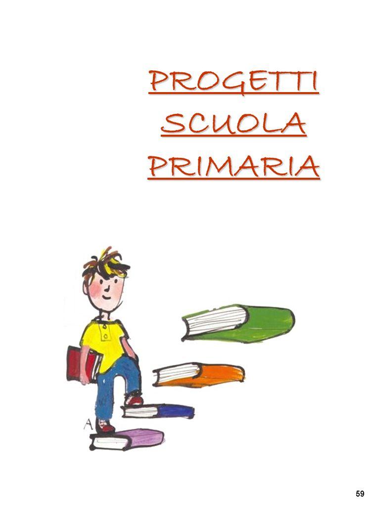 PROGETTI SCUOLA PRIMARIA 59