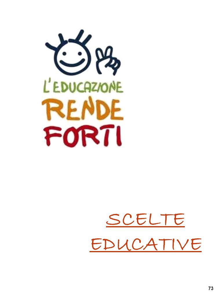 SCELTE EDUCATIVE 73