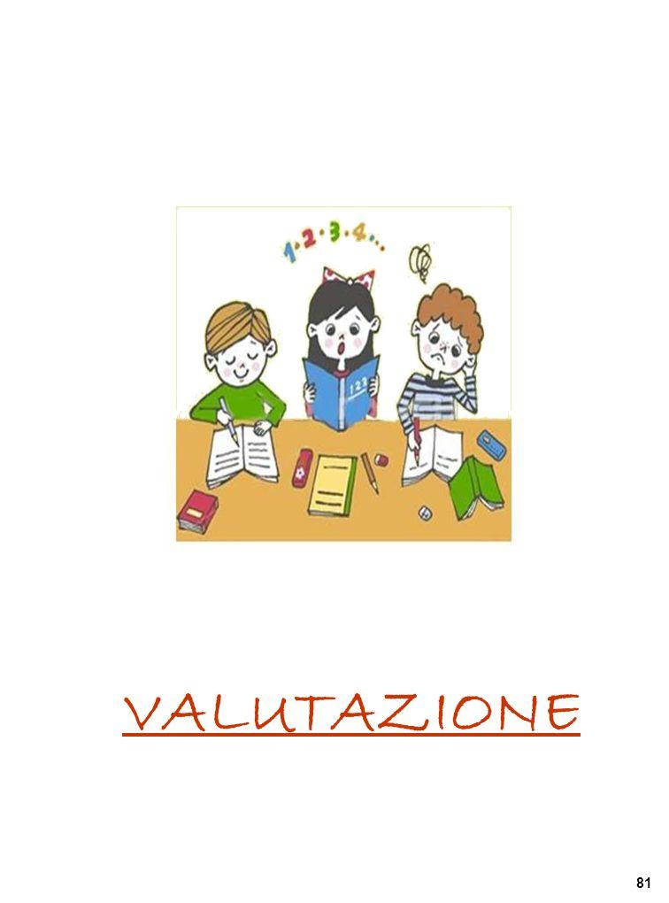 VALUTAZIONE 81