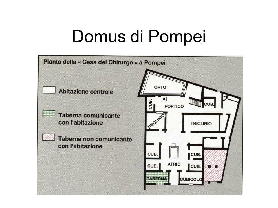 Domus di Pompei