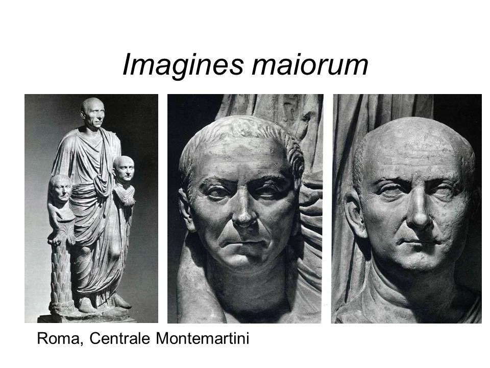 Imagines maiorum Roma, Centrale Montemartini