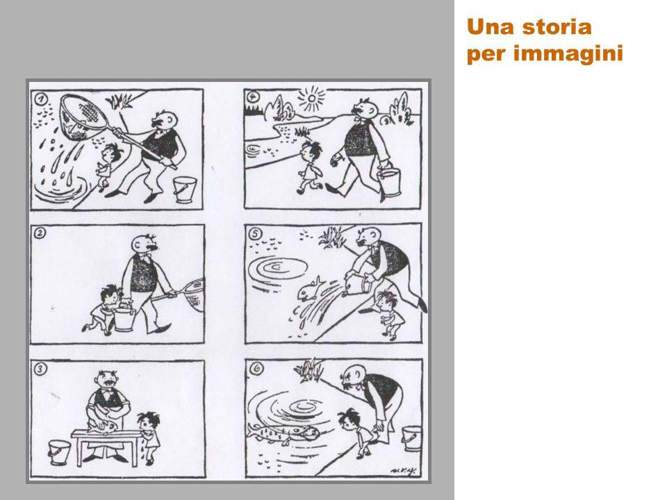 Una storia per immagini