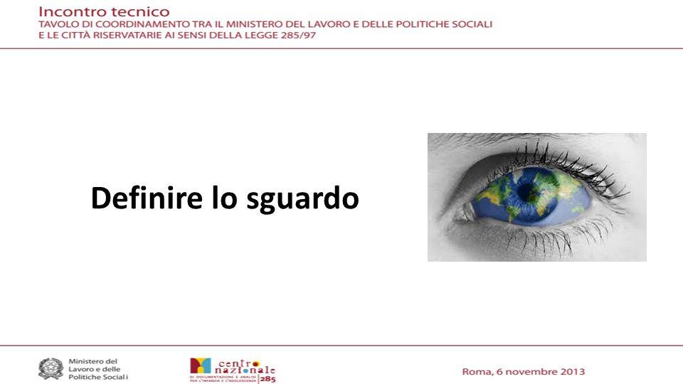 La prospettiva: pedagogia sociale La persona al centro Lo sguardo progettuale Una prospettiva emergente nel dibattito europeo