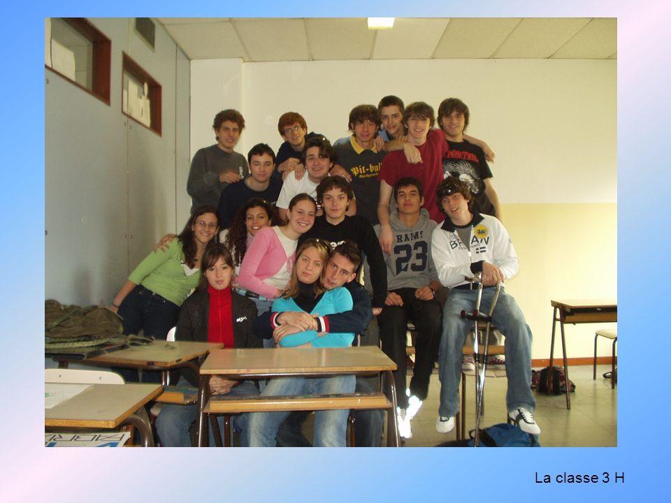La classe 3 H